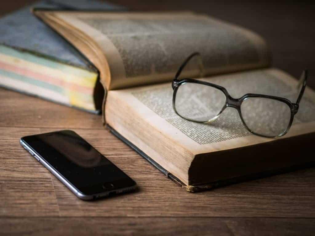 ricetta crowdfunding libro con occhiali