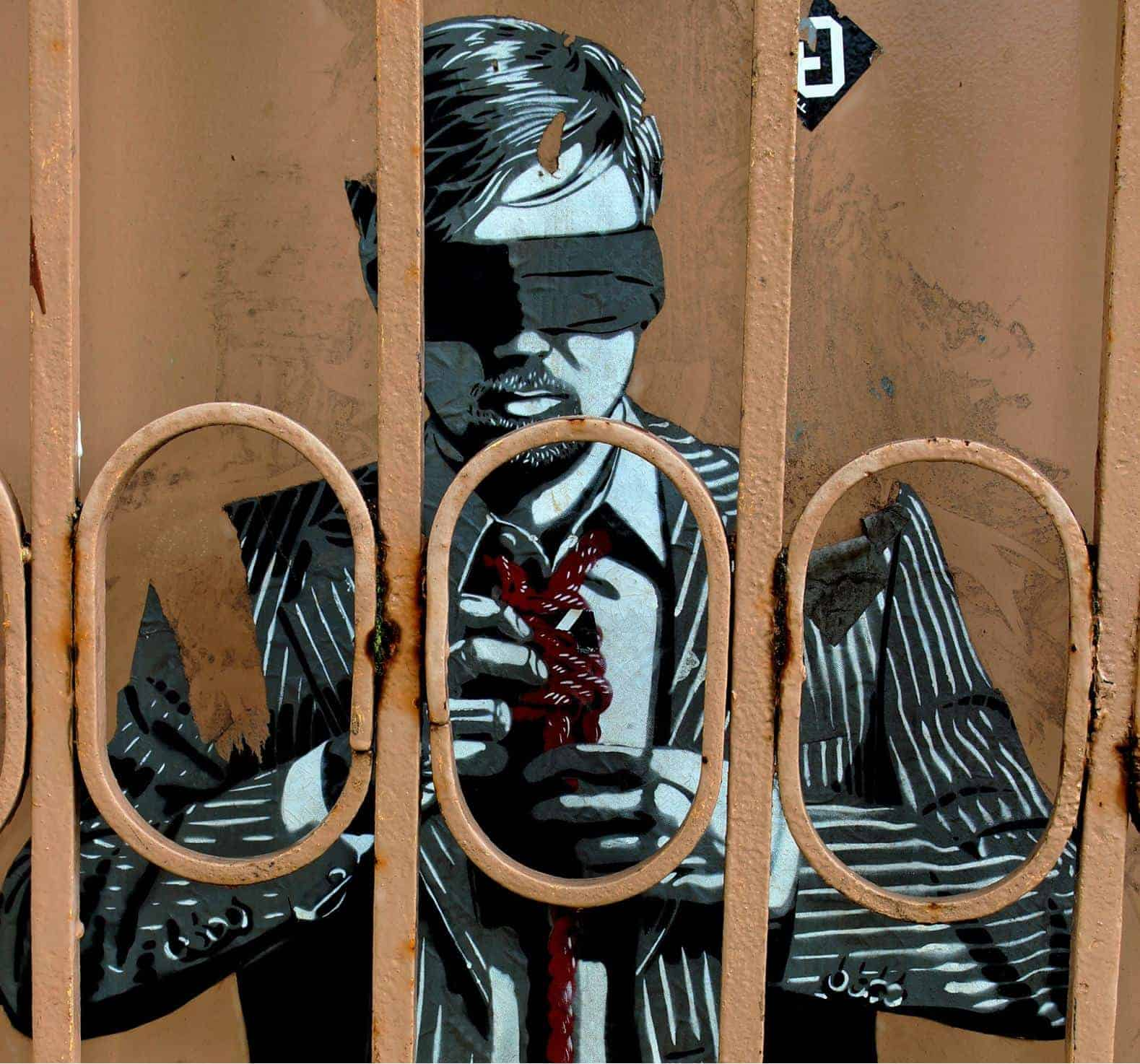L'umanità tagliente e fragile di Graffiti