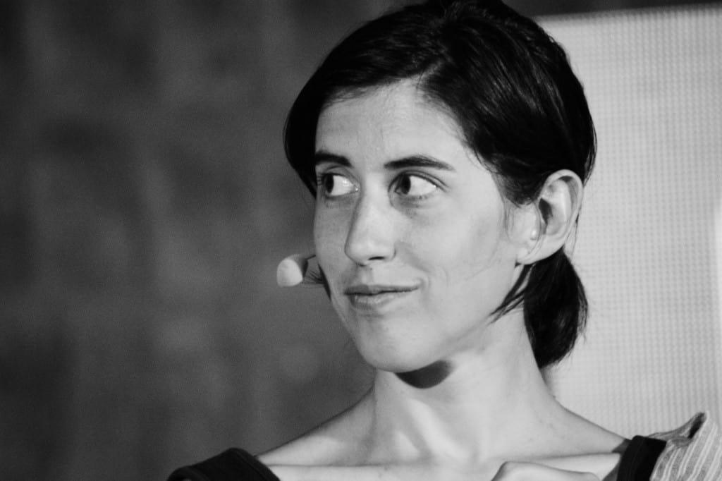 Claudia Vago: di cinema, frammenti di stelle, Saramago e campagne elettorali