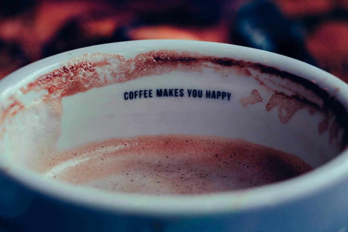 caffè dopo le feste