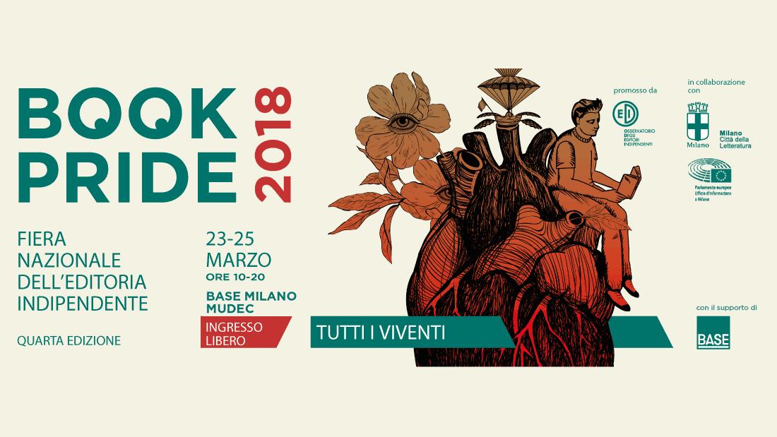 Ci vediamo a Book Pride!