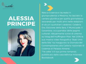 Alessia Principe legge il suo romanzo Tre volte