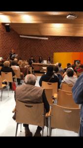 presentazione fiera di Castelnuovo