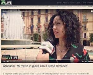 intervista Av Live libro Tolidà
