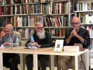 presentazione presso la libreria IBS Libraccio di Ferrara