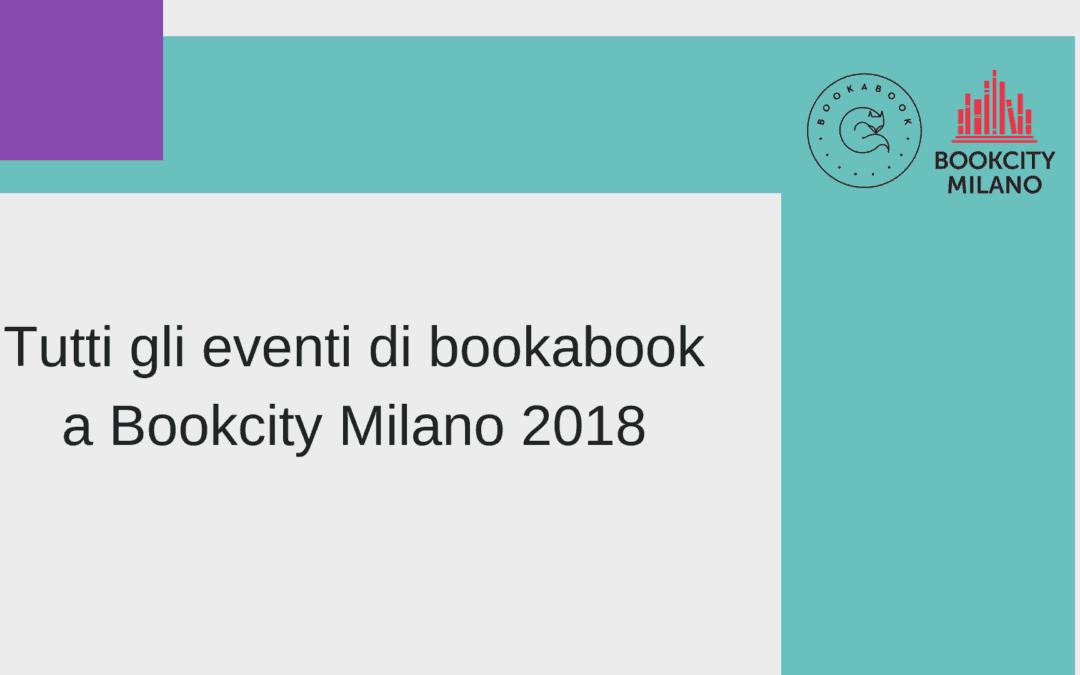 Bookcity Milano: i nostri eventi