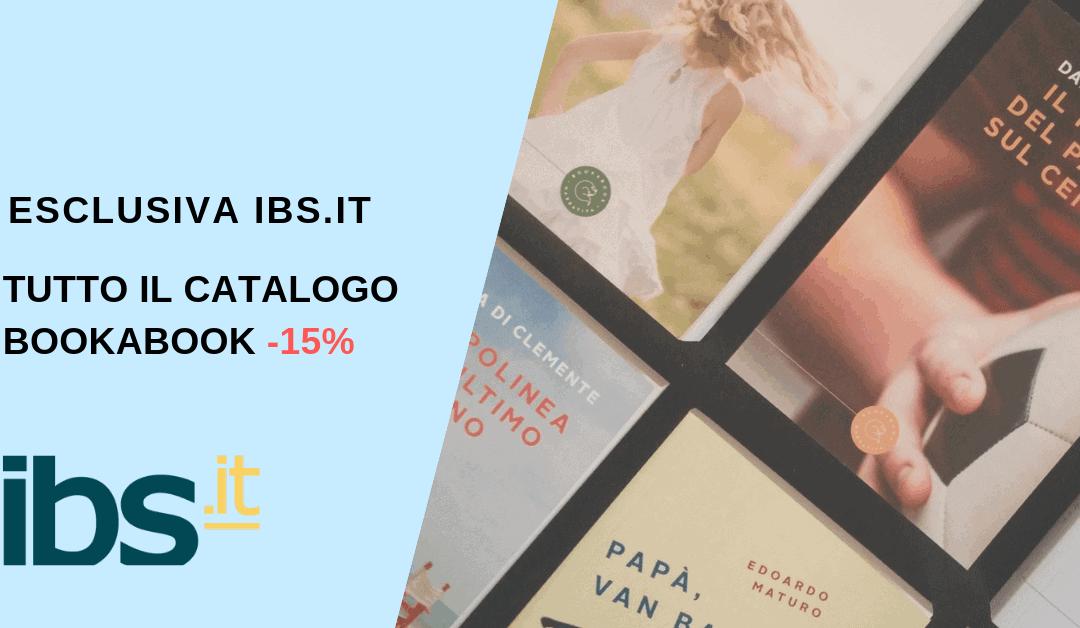 IBS e bookabook: un mese di grandi letture