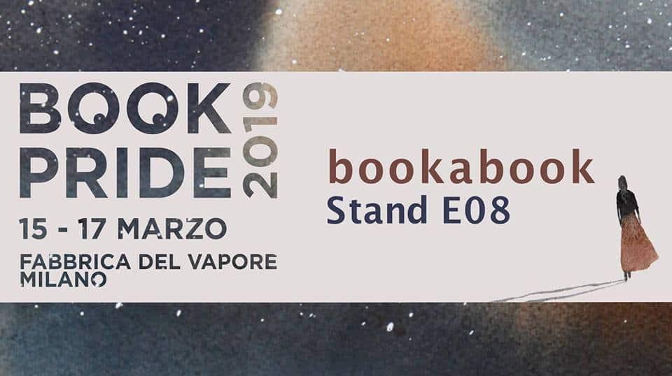 Gli eventi bookabook a Bookpride