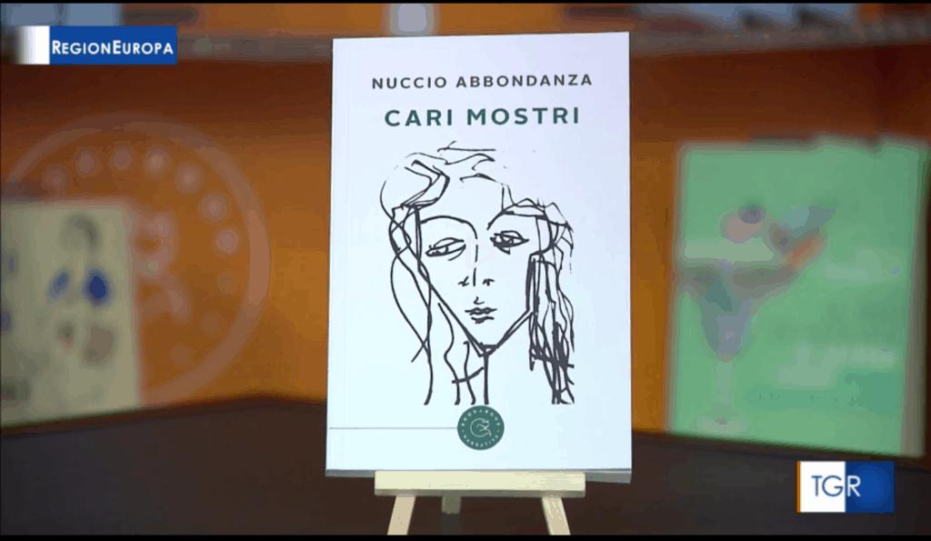 presentazione del libro Cari Mostri in onda su Rai 3 e su TGR