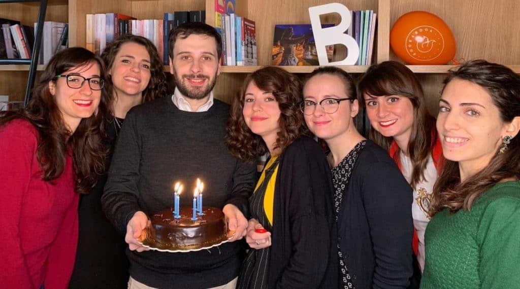 compleanno bookabook
