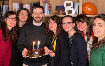 Cinque candeline per bookabook