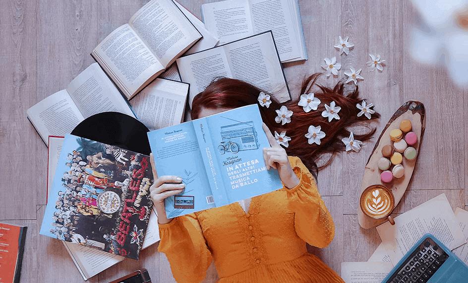 parliamo di libri sui social