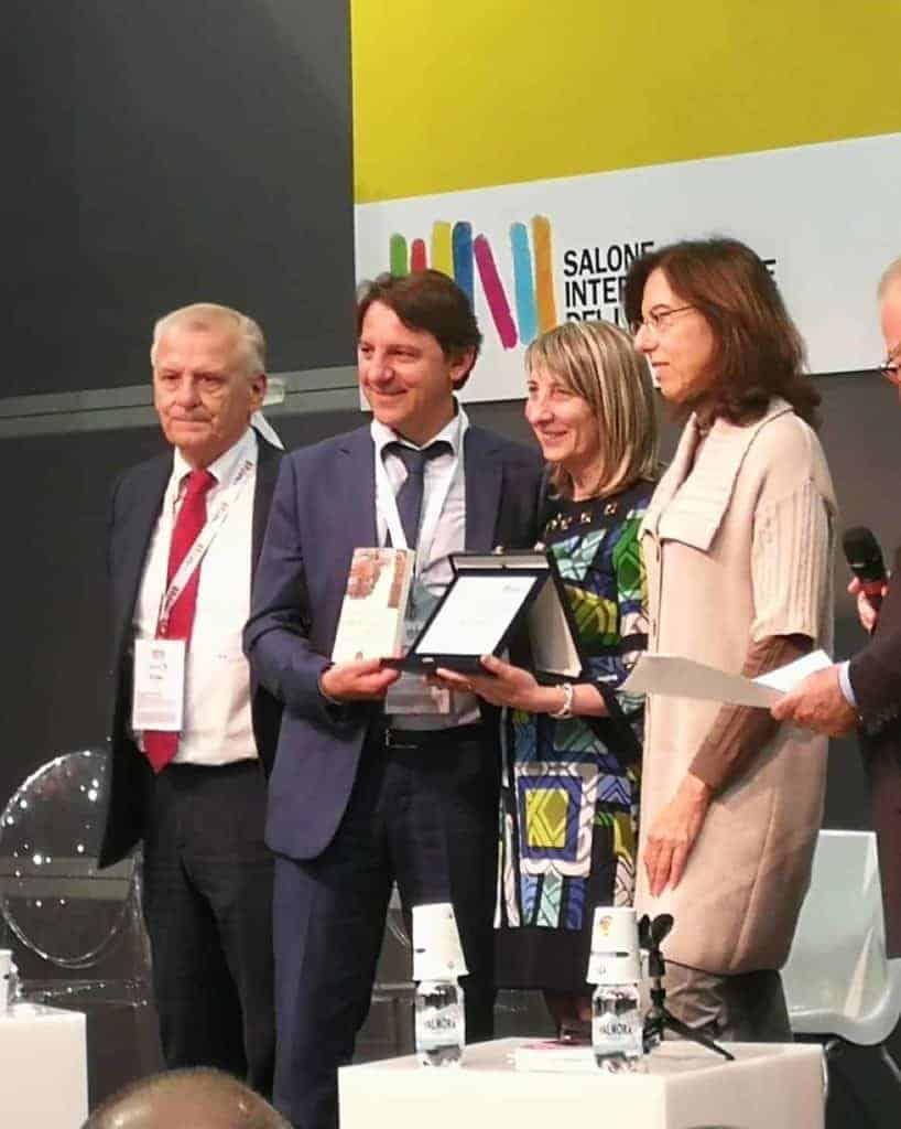 Premiazione premio Nazionale Letterario INPS di narrativa poesia fumettistica e illustrazioni