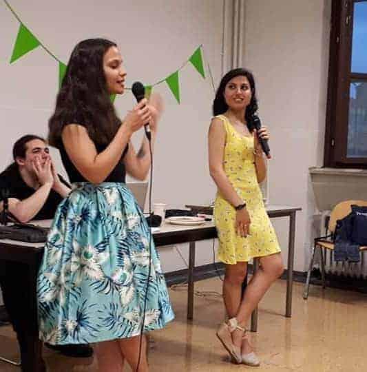 festa Civica Scuola Interpreti e Traduttori