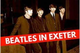 Beatles in Exeter 1968