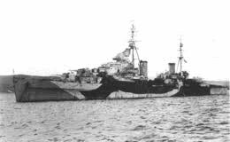affondamento del HMS Spartan