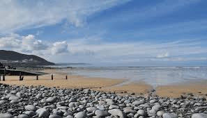 spiaggia di Westward Ho