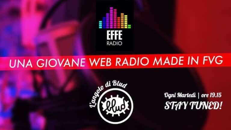 Angolo di Blud su Effe Radio