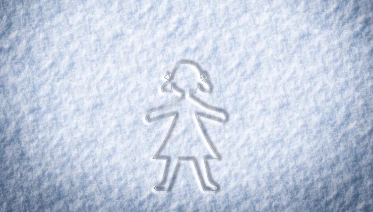 La bambina del freddo
