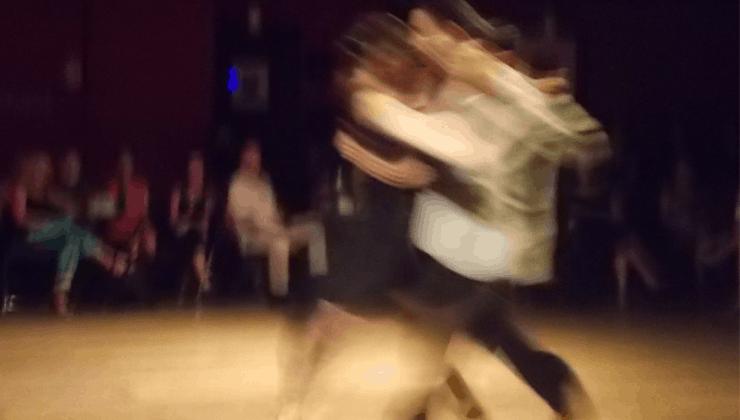 Non c'è tempo per un tango