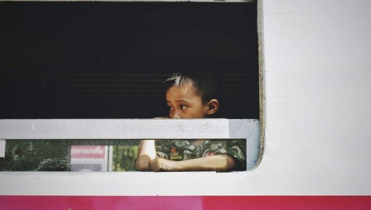 Il bambino della carrozza numero nove