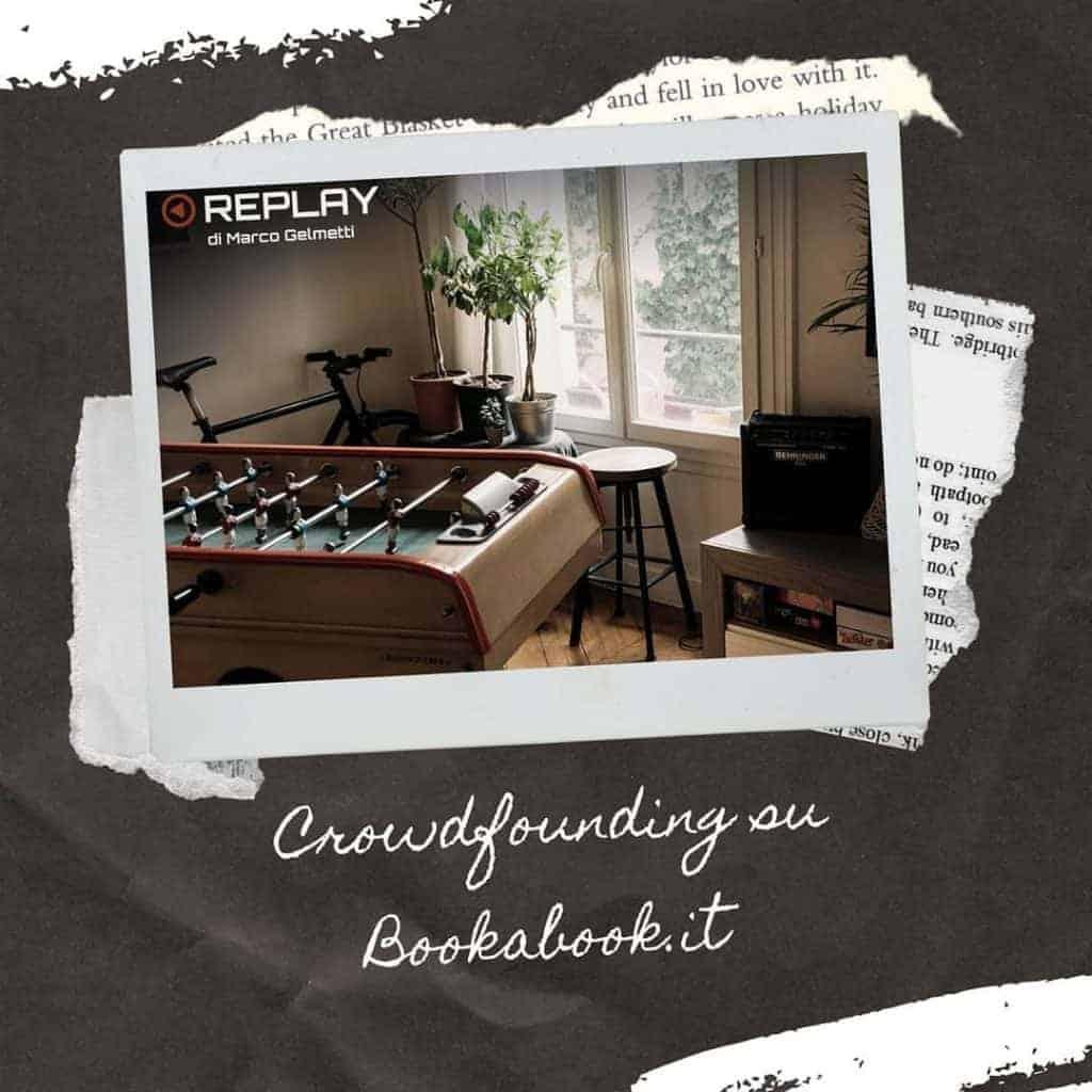 paginalibrosa ha pubblicato la recensione di Replay