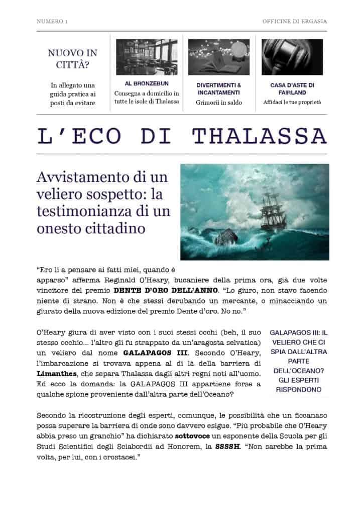 ECO DI THALASSA