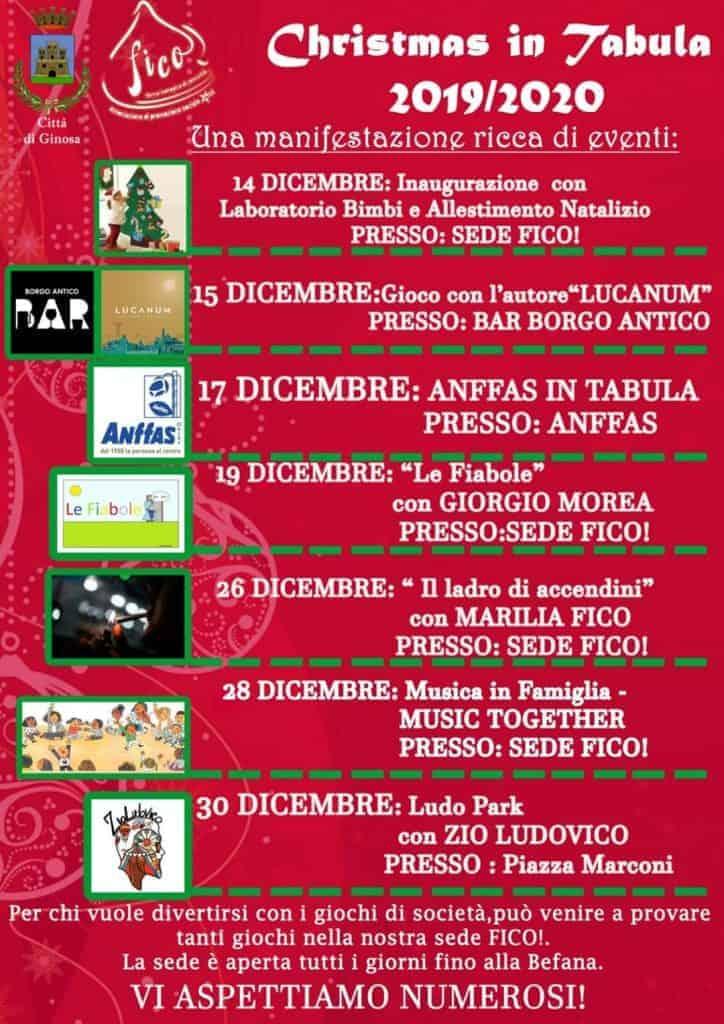 locandina christmas in tabula