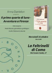 la feltrinelli como Il primo quarto di luna – Avventura a Firenze