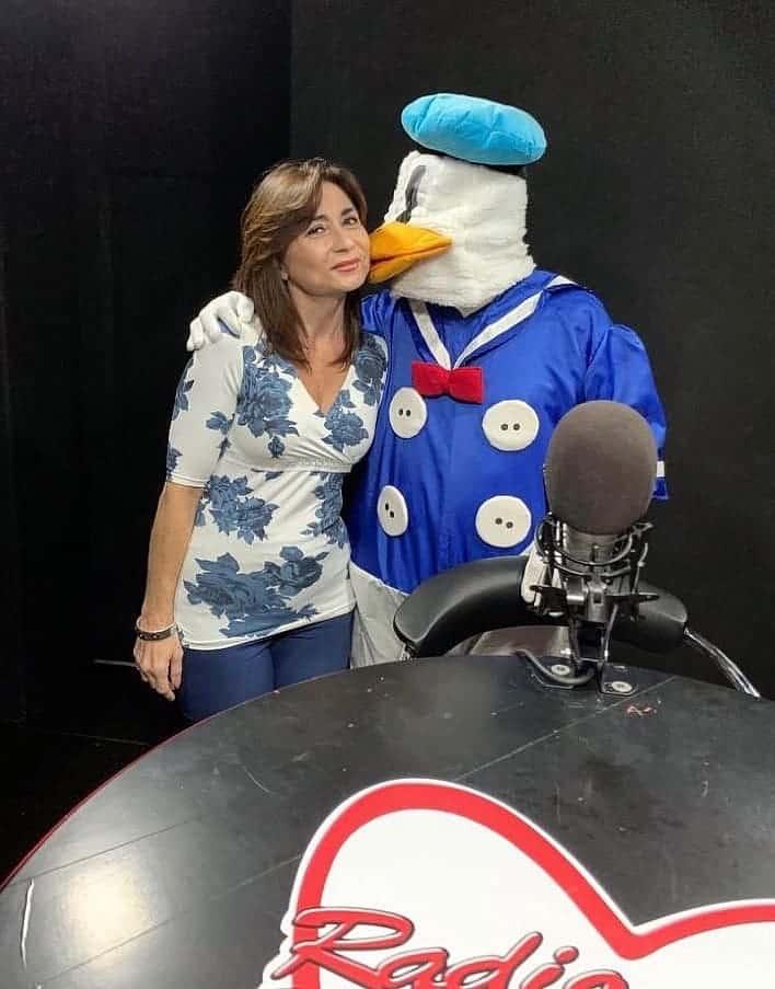 Intervista radiofonica in diretta dagli studi di Radio Amore 2
