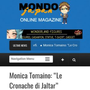 curiosità su Le Cronache di Jaltar