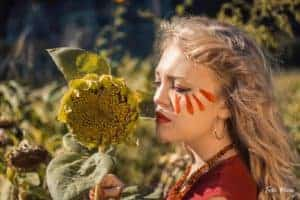 la prima video intervista per Un raggio di sole sul tuo viso