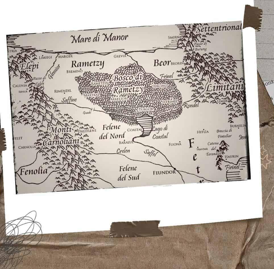 Efemenide mappa