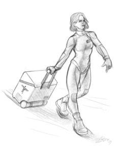 illustrazione della bravissima Serena Marina Marenco