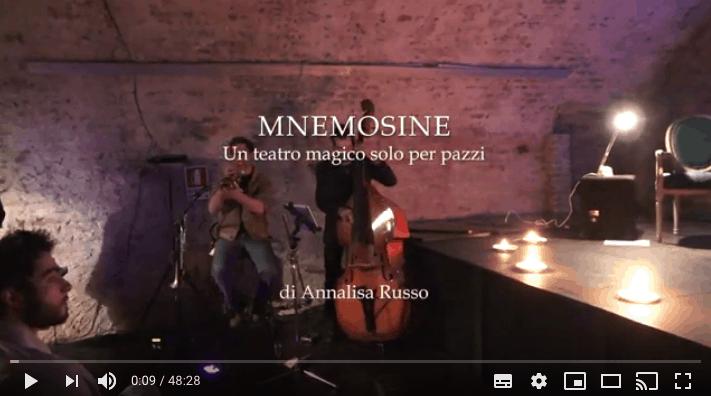apertura della campagna di crowdfunding per Mnemosine
