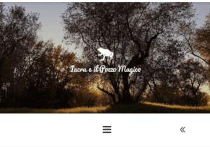 blog aggiornamenti autrice