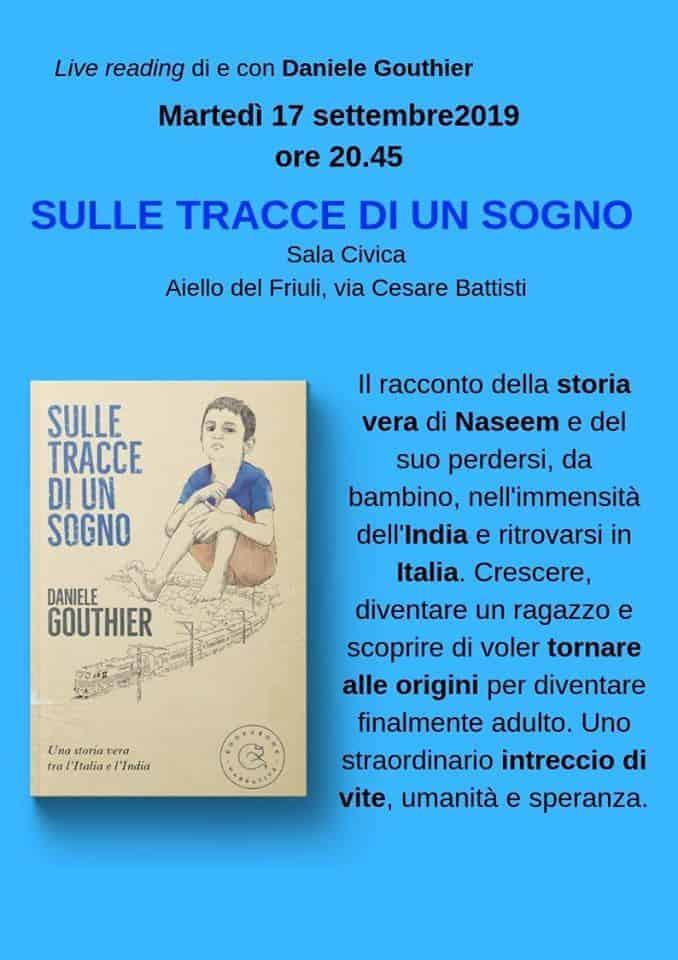 sulle tracce di un sogno Aiello Friuli