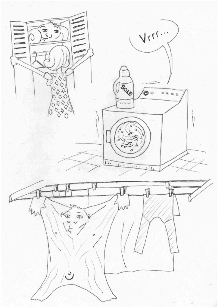 Il curioso caso di Giuseppe Giusto vignetta