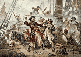 ritorno dei pirati